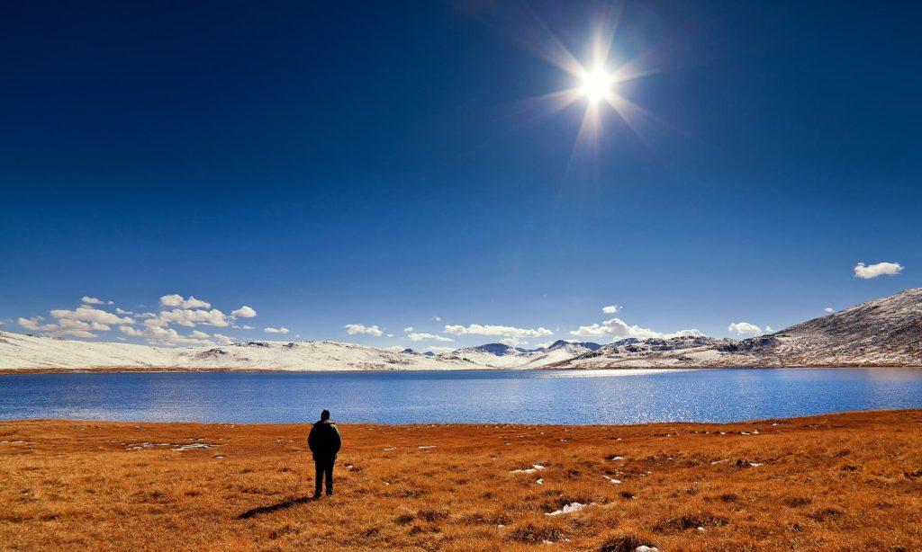 28 - Sheosar Lake 3- S.M.Bukhari