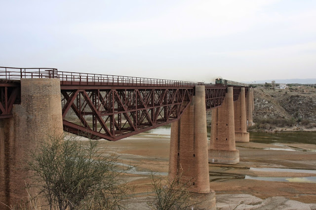 3 - Bridge on the Soan River on the Rawalpindi-Daudkhel line