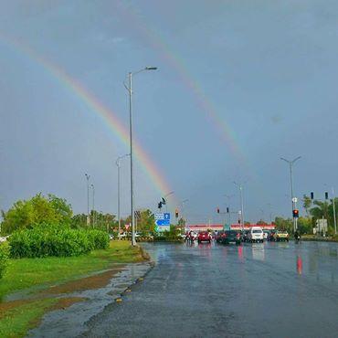 3 - Double Rainbow