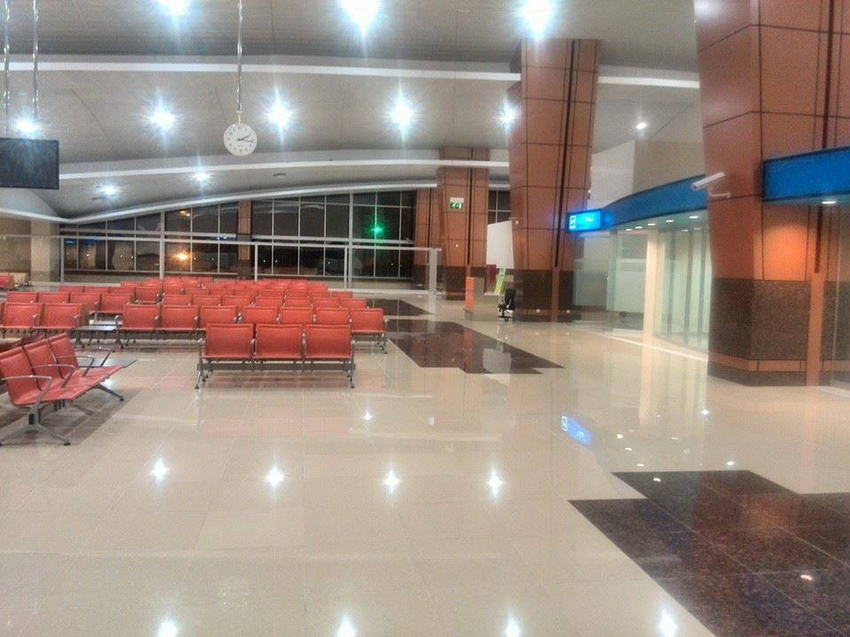 3 - Multan Airport