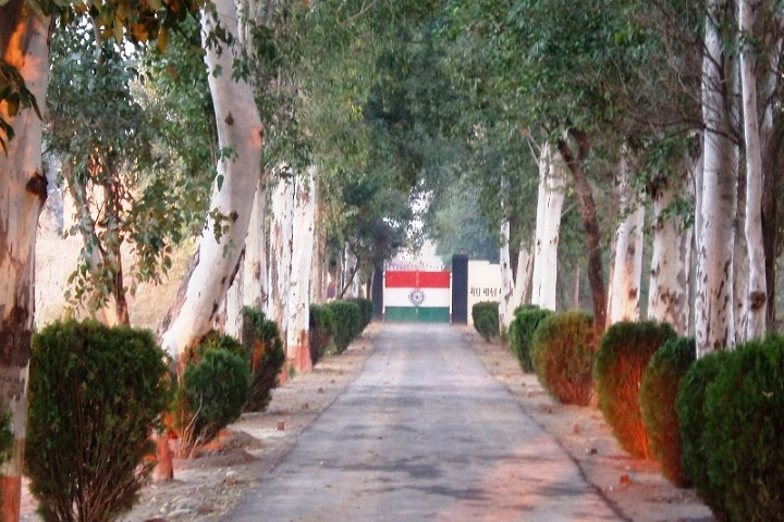 3 - Pak-India Border in Sialkot