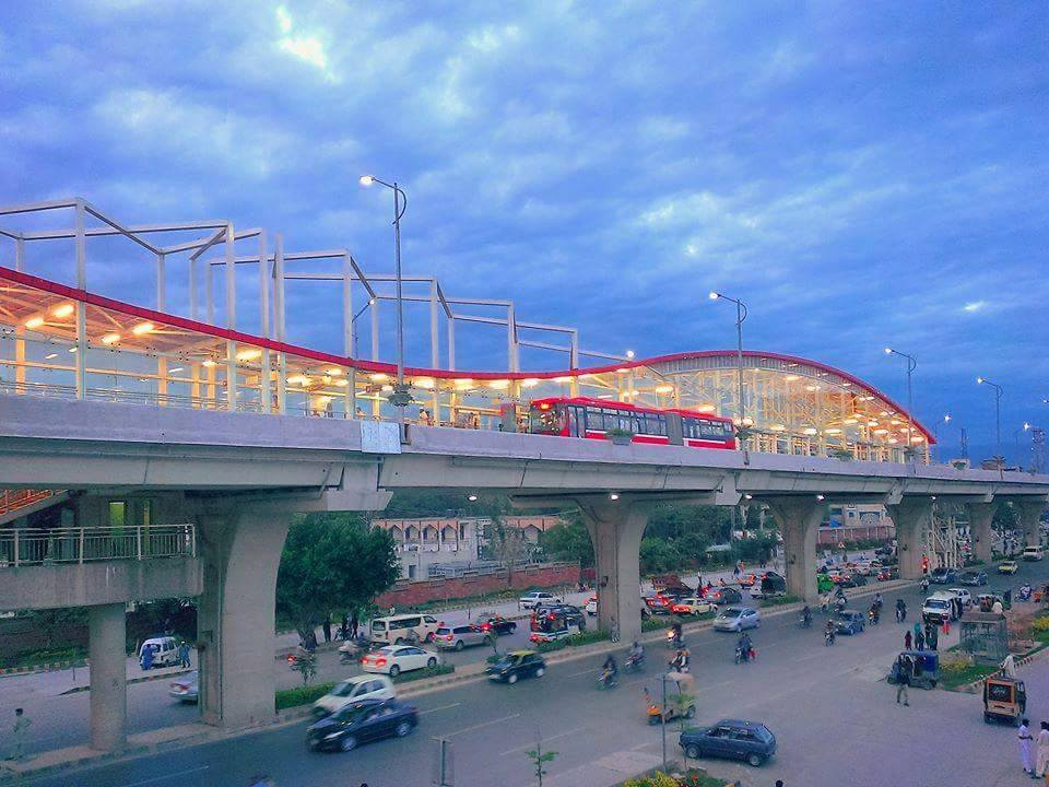 3 - Rawalpindi Metro Bus Station