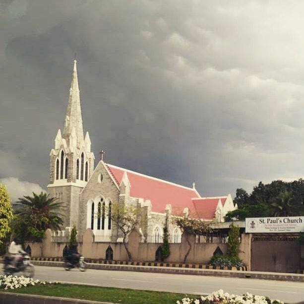 30 - St. Paul's Church in Sadar Rawalpindi