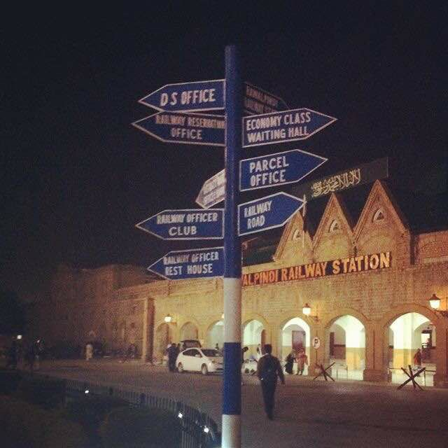 31 - Rawalpindi Railway Station