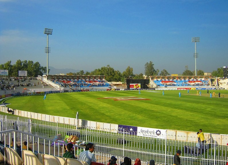 35 - Cricket Stadium - Rawalpindi