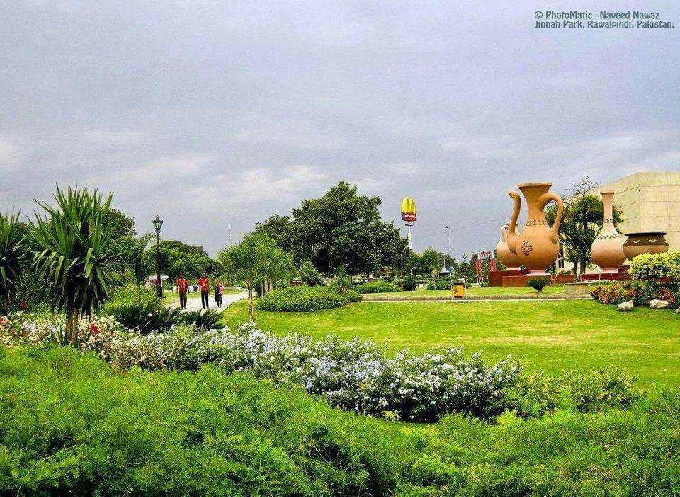 40 - Jinnah Park - Rawalpindi - Photo Credits - Naveed Nawaz