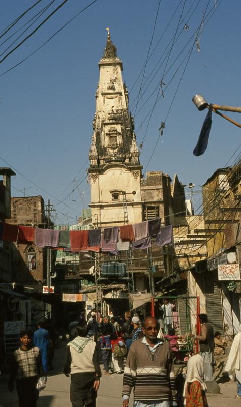 41 - Hindu Temple - Ganj Mandi - Rawalpindi