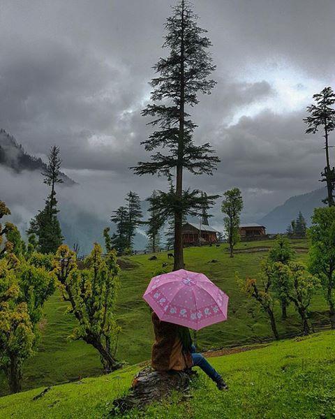 48 - Sharda Neelum Valley Azad Kashmir Pic by Haider Shaheen