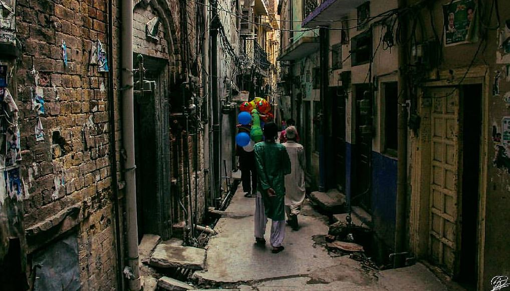 48 - Streets of Rawalpindi - Mubashir Junaid