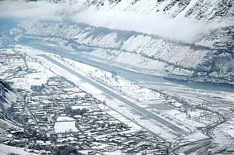 5 - Chitral Airport 5