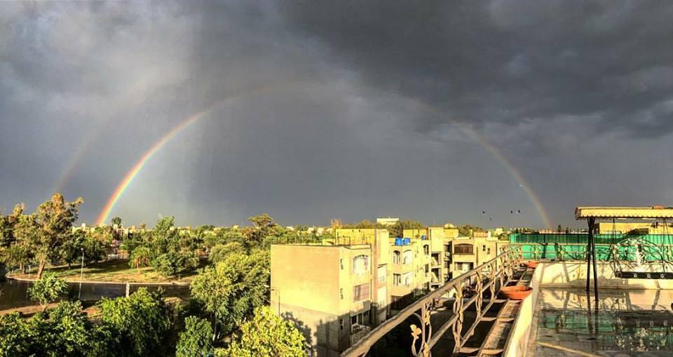 5 - Rainbow - Islamabad