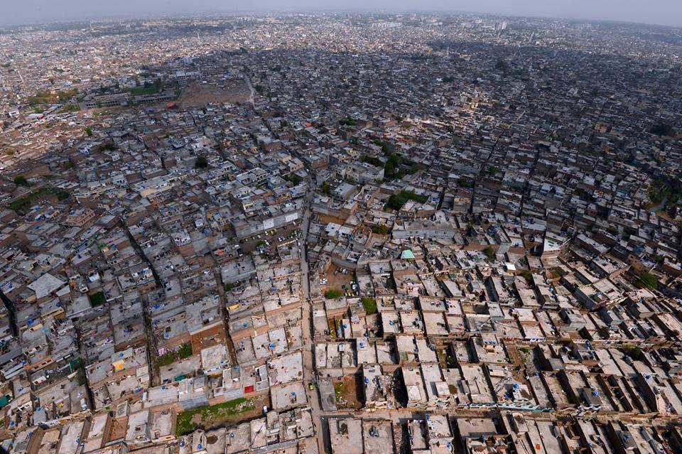 50 - Arial View of Damial - Rawalpindi - Photo Credits - Hunzukutz Kahn