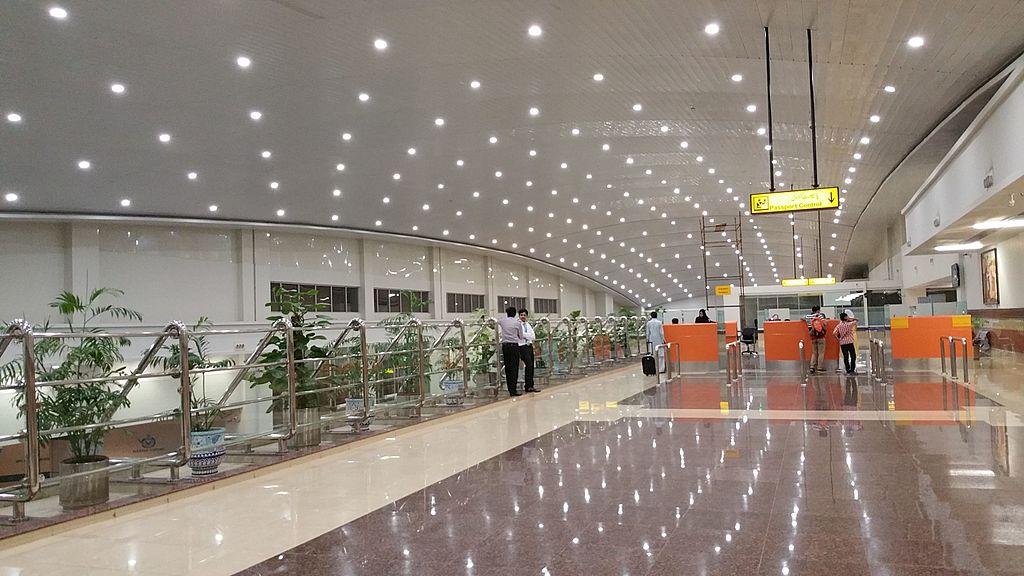 6 - Multan Airport