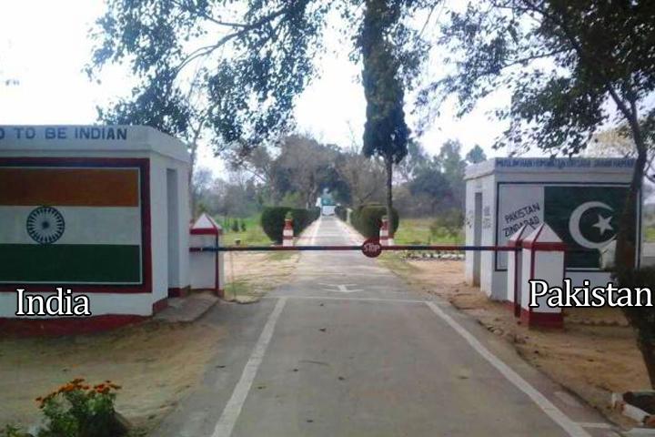 6 - Zero Line at Suchetgarh - Kashmir