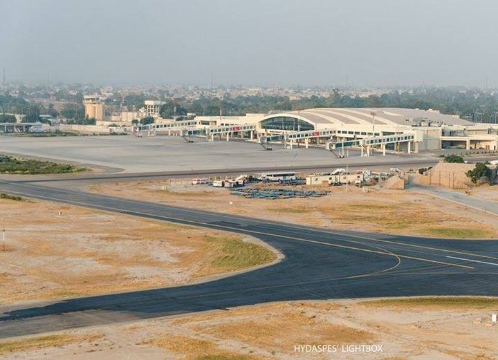 7 - Multan Airport - Photo Credits - Hydapses Lightbox
