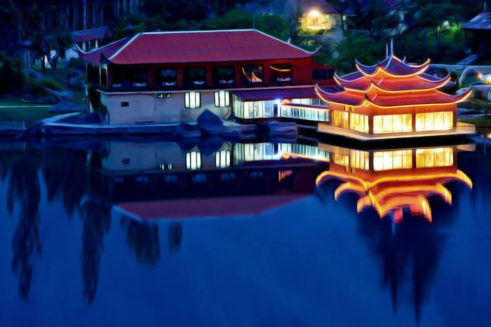 8 - A closeup shot of Shangrilla Resort - Skardu - Gilgit Baltistan