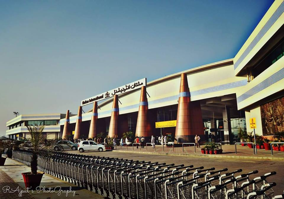 9 - Multan Airport - Photo Credits - Rajput's Photography