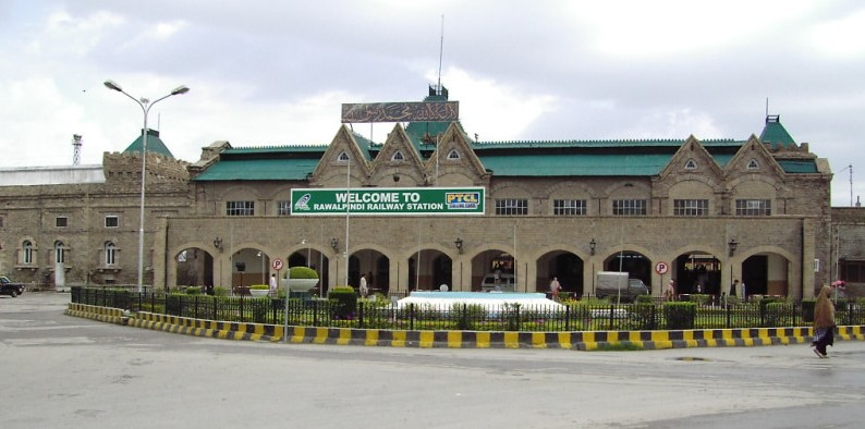 9 - Railway Station - Rawalpindi