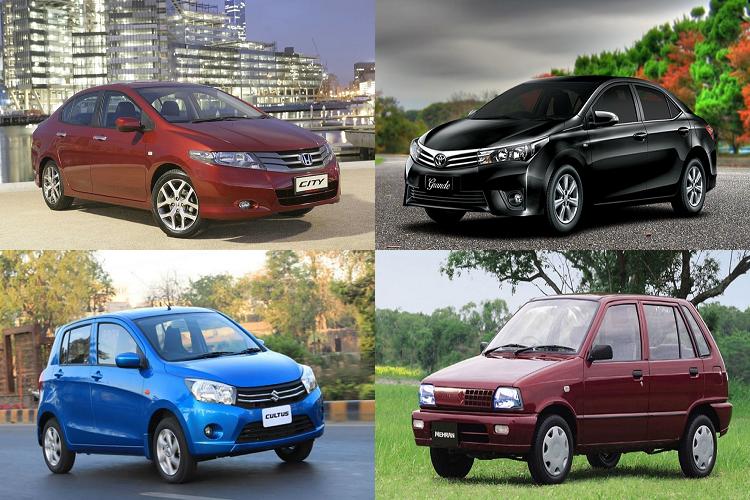 Swift 2016 Price In Pakistan >> Ten Best Selling Cars in Pakistan in Year 2016 | Paki Holic