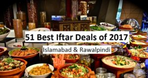 Iftar Islamabad Rawalpindi