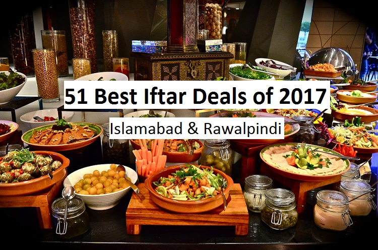 Best Food Deals In Islamabad