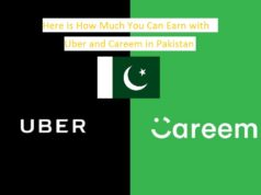 Uber Careem Pakistan