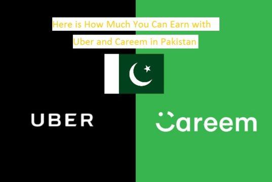 Uber Careem Pakistan