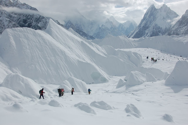 1- Baltoro Glacier