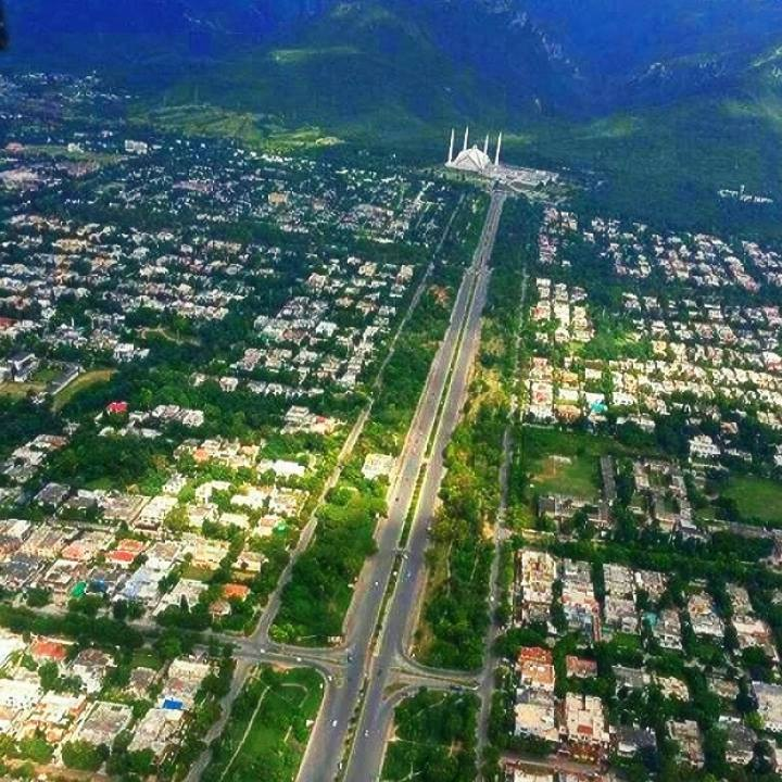 1 - The Amazing Islamabad