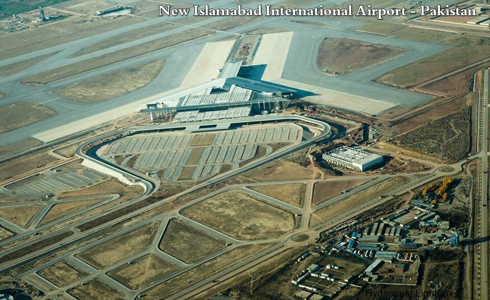 10 - Airport Aerial