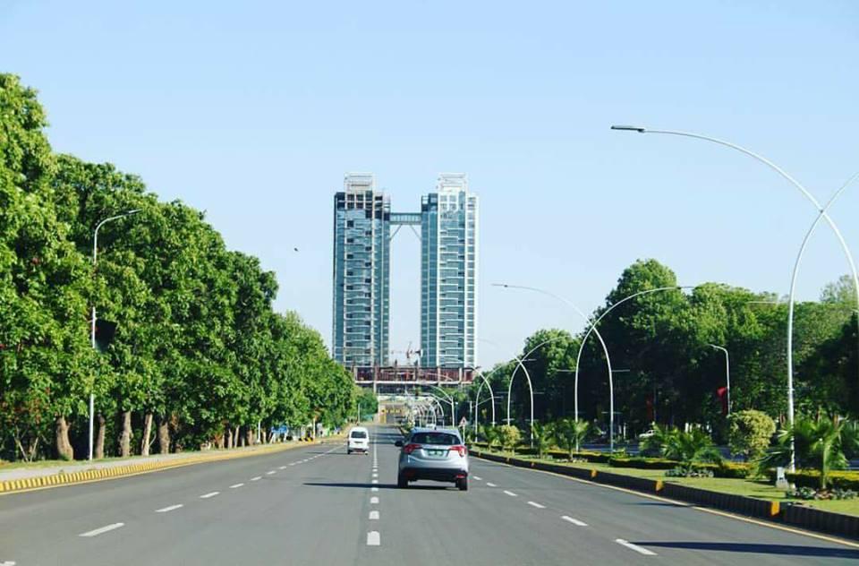 10 - Constitutions Avenue - Islamabad