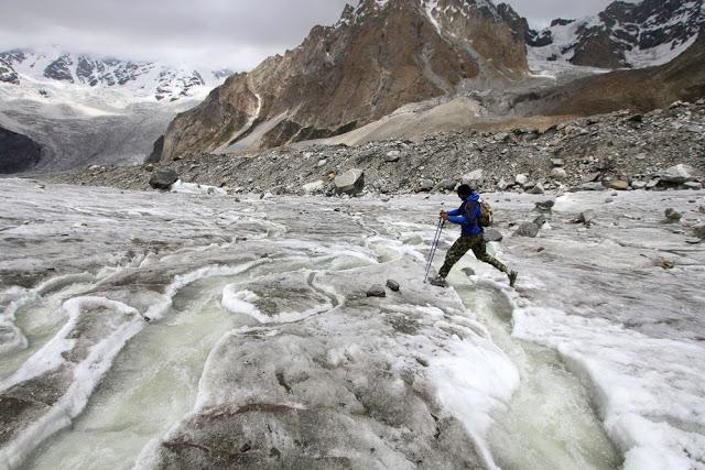 10 - Gondogoro Glacier