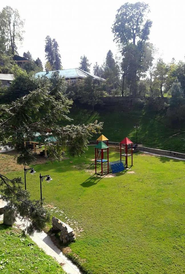 10 - Nathiagali Park 1