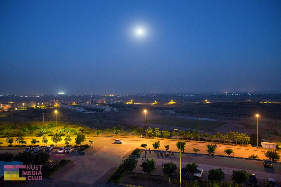 10 - Nust Islamabad H 12