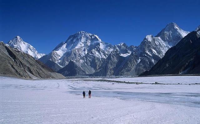 PAKISTAN, Karakoram Range.