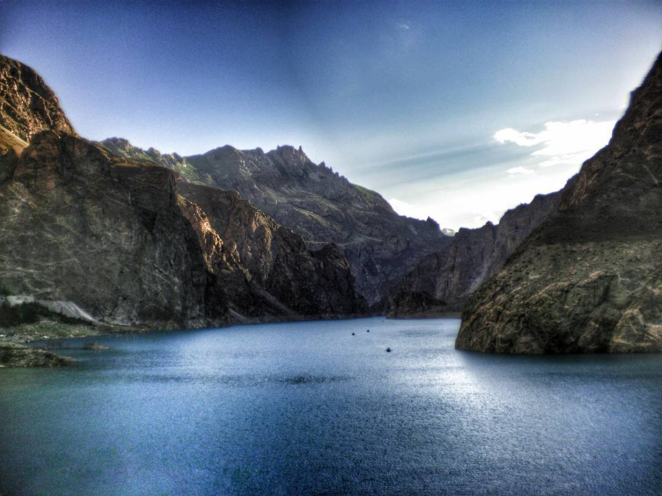 11 - Elegant Blue and Magical Attabad Lake - Uper Hunza Gojal