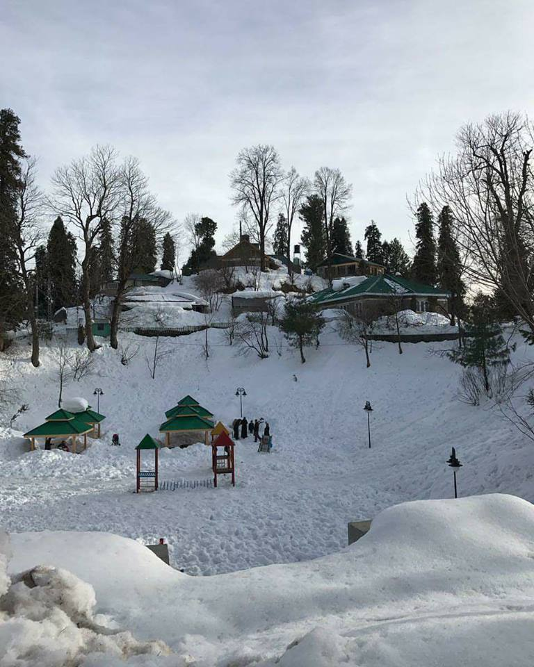 11 - Nathiagali Park