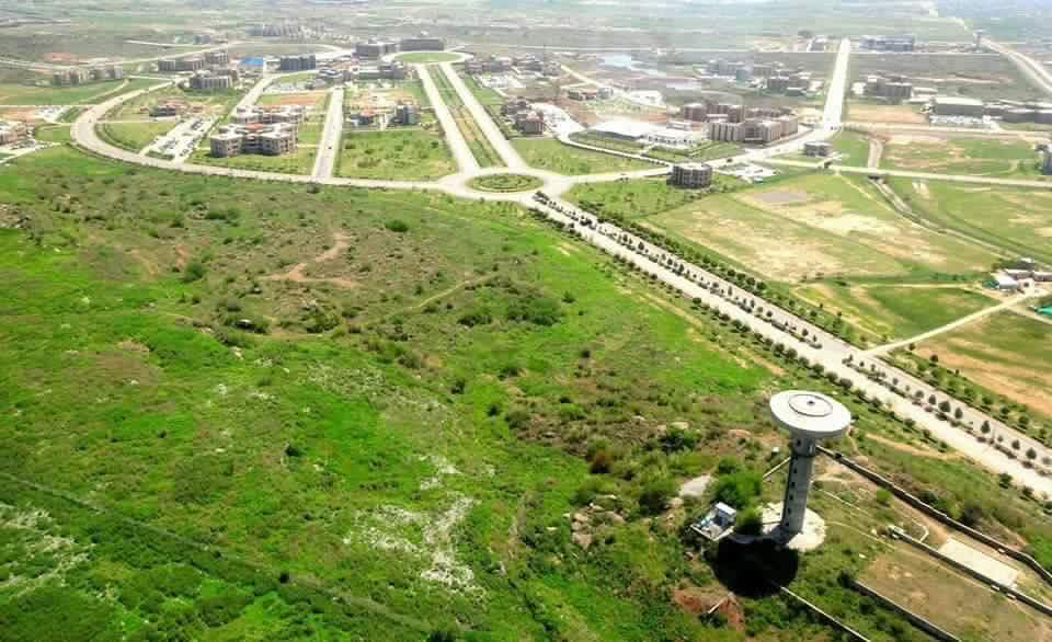 12 - Aerial View of Nust