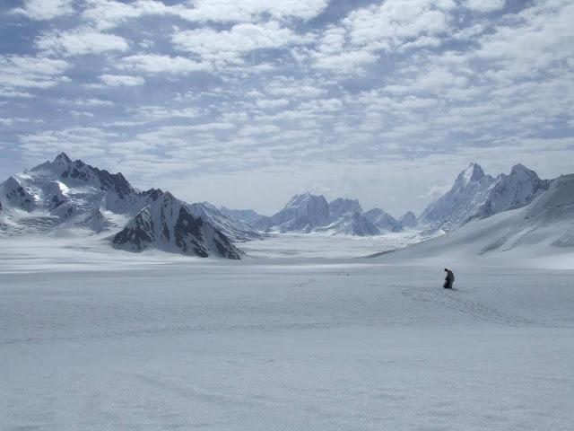 12- Hispar Glacier