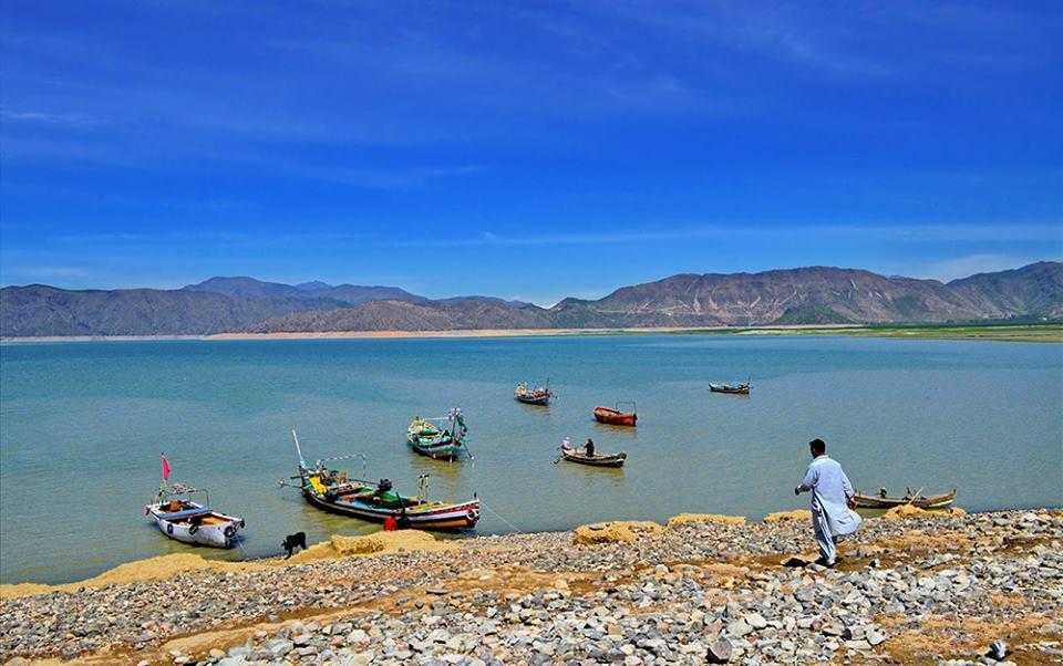 12 - Tarbela Dam 1