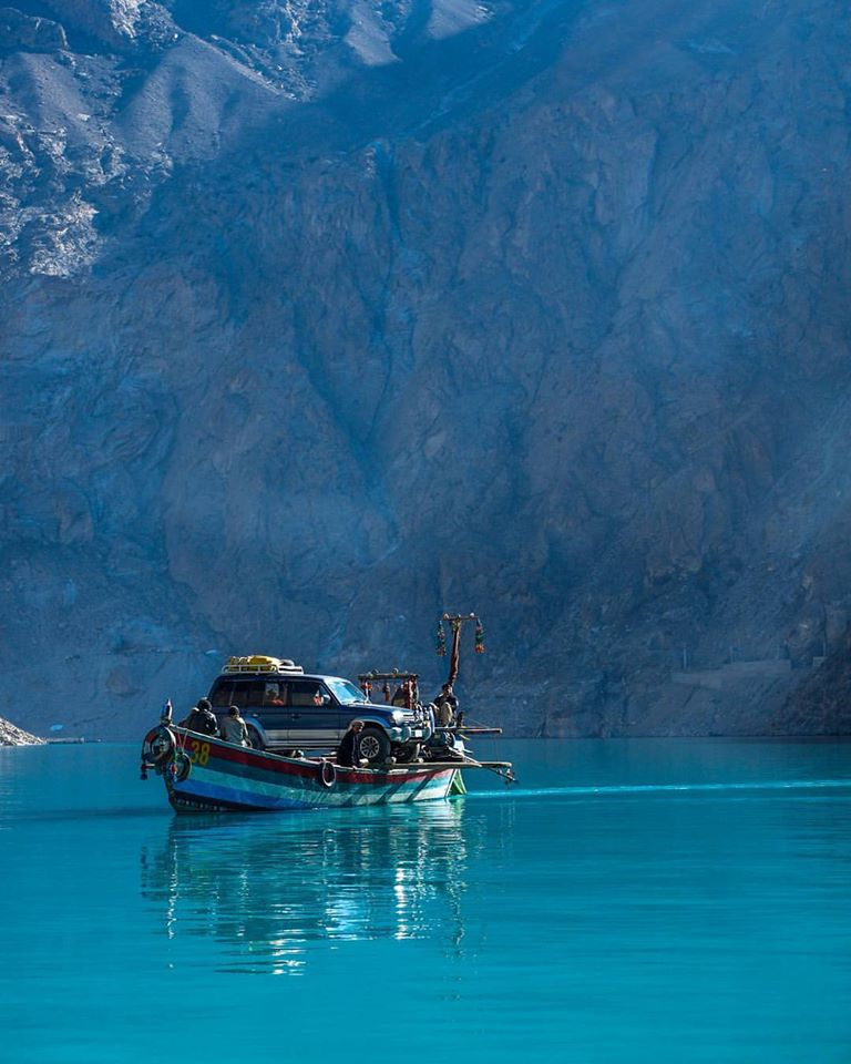 13 - Attabad Lake - Hunza - Gilgit Baltistan