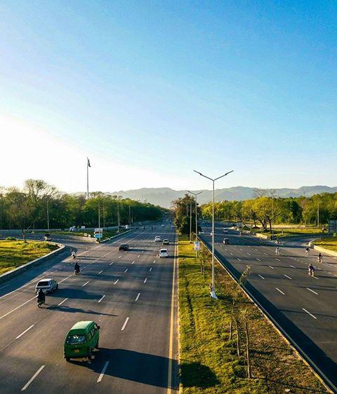 13 - Islamabad Highway