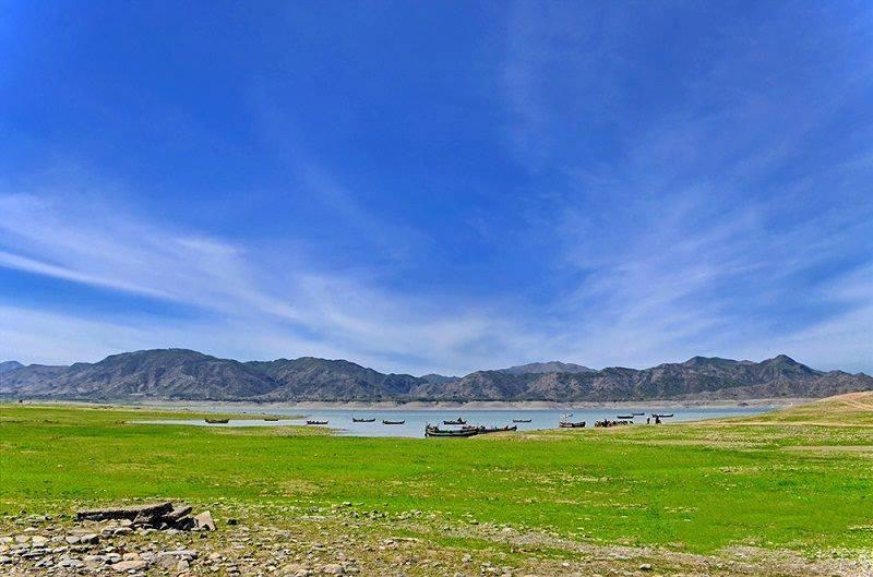 13 - Tarbela Dam 1