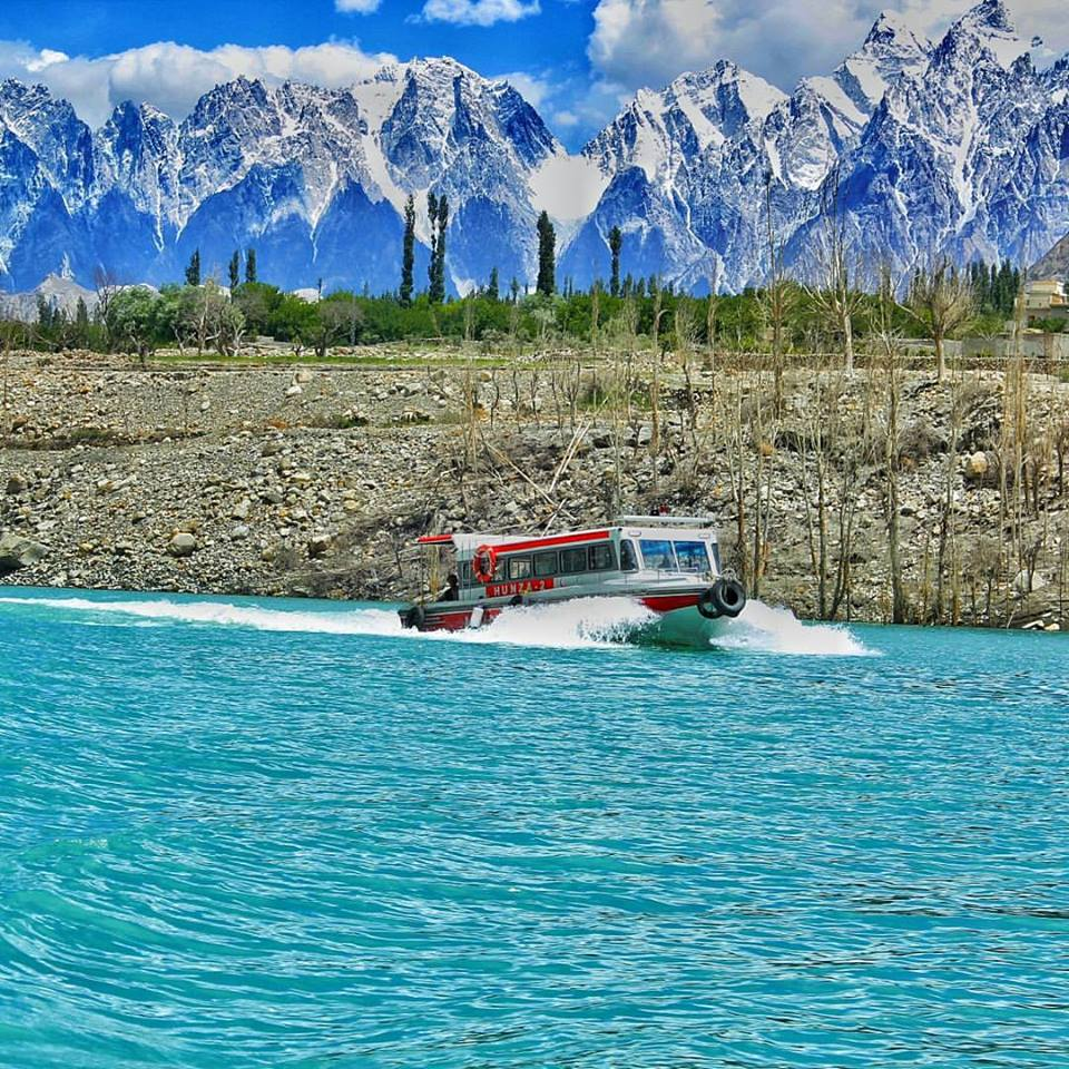 14 - Attabad Lake - Gilgit Baltistan