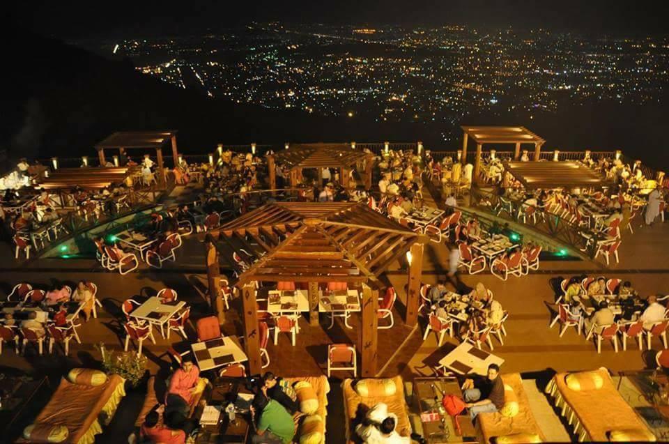 14 - Monal Restaurant - Islamabad