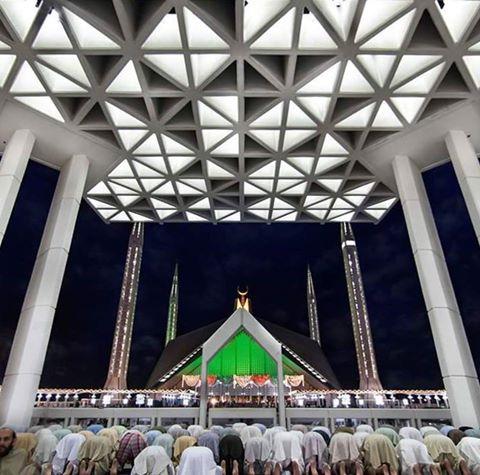 15 - Faisal Mosque - Islamabad