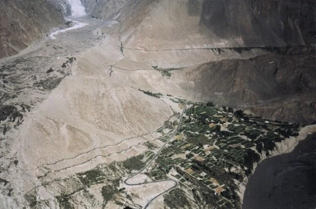 15- Hussaini Glacier