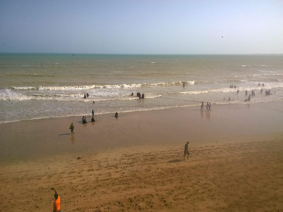 15 - Sandspit Beach - Karachi
