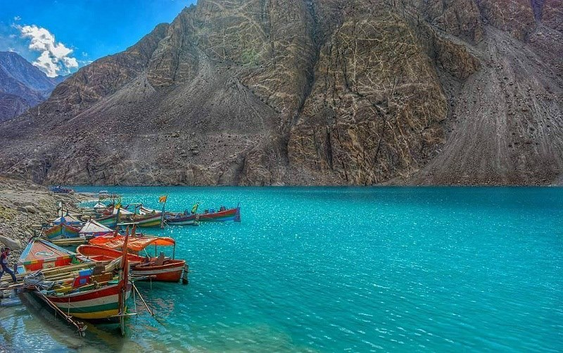 16 - Attabad Lake, Gojal Valley, Pakistan
