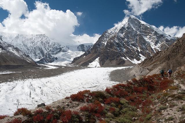 18- Rupal Glacier